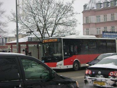 Galeria Nowe Otokary na ulicach Przemyśla