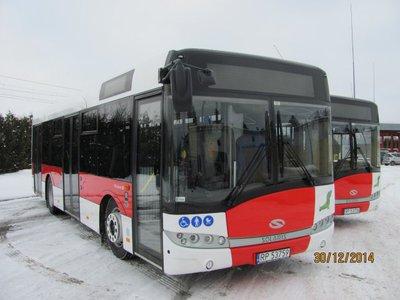 Galeria Nowe Autobusy Solaris Urbino 2014